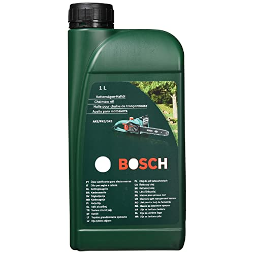 Bosch Home and Garden 2607000181 Bosch Aceite Biodegradable, Verde