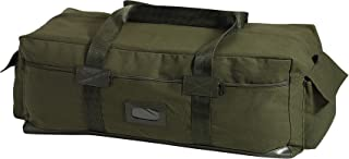 Level III Israeli Army IDF Tactical Carry Military Duffle Bag - OD