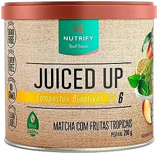 Juiced Up - 200G Matcha com Frutas Tropicais - Nutrify, Nutrify