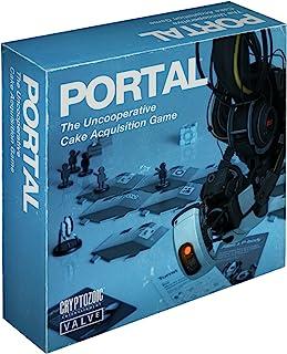 Cryptozoic Entertainment Portal: The Uncooperative Cake Acquisition Game [Edizione: Regno Unito]