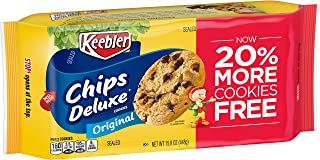 Keebler Chips Deluxe, Cookies, Original, 15.8 Ounce