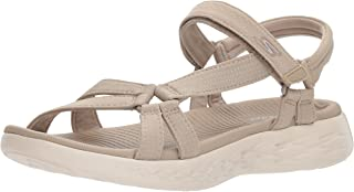 Skechers On-The- Go 600-Brilliancy Wide Sport Sandal