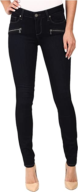 Indio Zip Ultra Skinny in Ellora No Whiskers