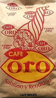 Cafe Oro Coffee From Honduras 16 oz Ground Coffee