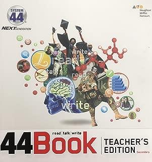 System 44 Next Generation 44Book Secondary TE Teacher's Edition
