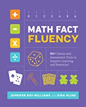 Math Fact Fluency: 60+ Games and Assessment Tools to Support Learning and Retention PDF