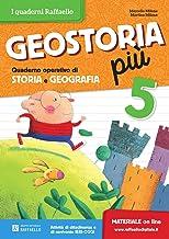 Scaricare Libri Geostoria. Quaderno operativo di storia e geografia. Per la Scuola elementare: 5 PDF
