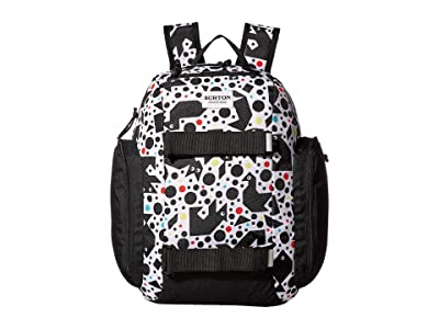 Burton Kids Metalhead 18L Backpack (Little Kids/Big Kids) (Tangranimals Print) Backpack Bags