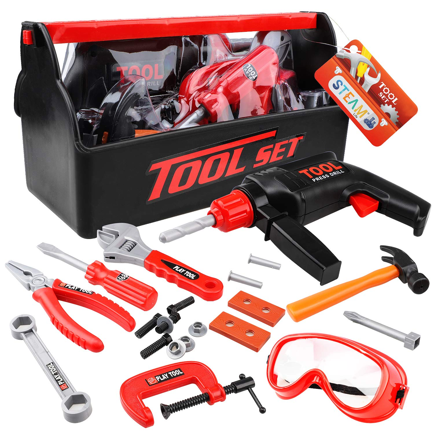 STEAM Life Kids Tool Toddlers
