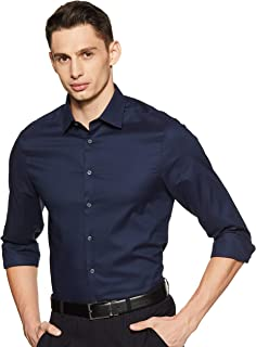 Marks & Spencer Men's Slim fit Formal Shirt