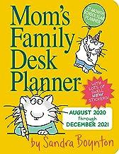 Download Mom's Family Desk Planner 2021 PDF