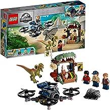 LEGO Jurassic World - Dilofosaurio a la Fuga