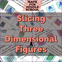 Slicing Three-Dimensional Figures with GOOGLE FORM for Distance Learning
