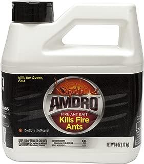 Amdro Fire Ant Bait Multiple Insects Granular Hydramethylnon 6 Oz