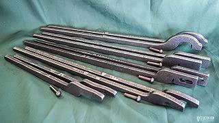 Best-Selling Rapid Tongs Bundle Set - DIY Blacksmith Tongs