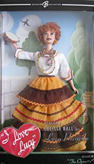 BARBIE I Love LUCY The OPERETTA DOLL Episode 38 BARBIE COLLECTOR (2005)