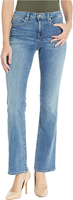 fa03a147 Miss me slim bootcut jeans in medium blue | Shipped Free at Zappos