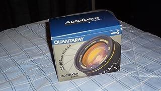 Quantaray AF 28-105mm 1:3.8-5.4 Aspherical IF Multicoated lens for Minolta-AF