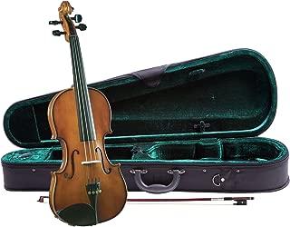 Cremona SV-130 Premier Novice Violin Outfit - 1/2 Size