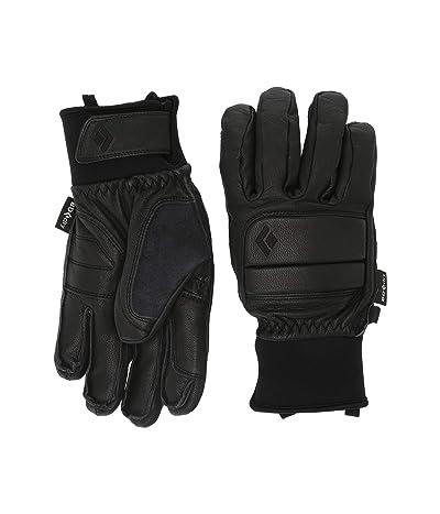 Black Diamond Spark Glove (Smoke) Extreme Cold Weather Gloves