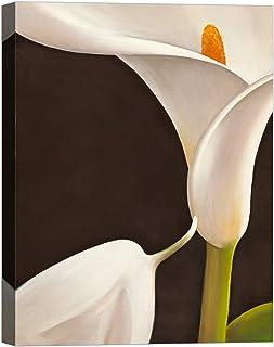 Rahmen Druck auf Leinwand mit Keilrahmen Serena Serena Serena Biffi Moderne Calla I 135x100 CM B07BTJVJHD  Online-Verkauf efae40