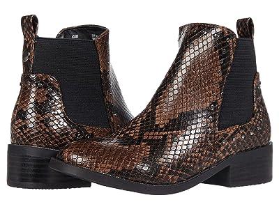 Steve Madden Kids Case (Little Kid/Big Kid) (Brown Multi) Girls Shoes