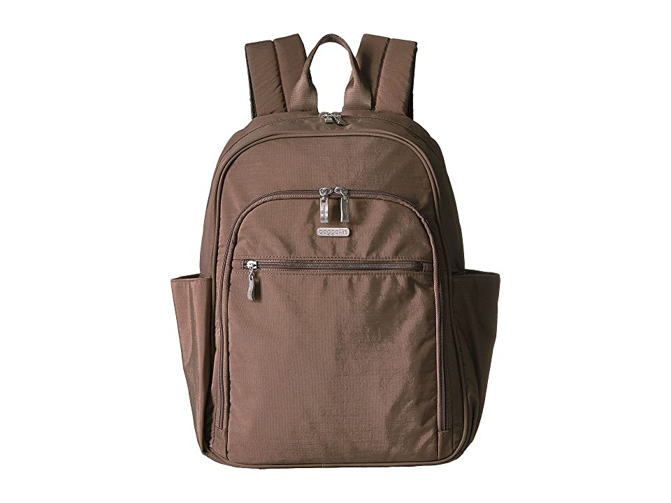 Baggallini - Baggallini Essential Laptop Backpack with RFID