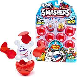 ZURU SMASHERS, Smash Ball Basketball Bus Limited Edition, Sports Collectables Toy/ 2 Exclusive (Premium pack)