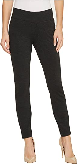 NYDJ - Pull-On Legging Pants w/ Ankle Zip