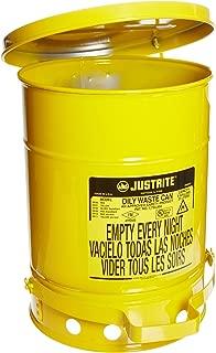 Justrite 09101 6 Gallon, 11.875