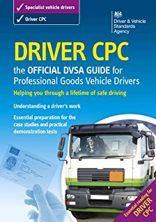 Driver CPC – the official DVSA guide for professional goods vehicle drivers