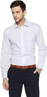 Arrow Men's Printed Regular Fit Formal Shirt