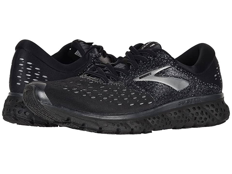 ff00f118f1de7 Brooks Glycerin 16 (Black Ebony) Men s Running Shoes