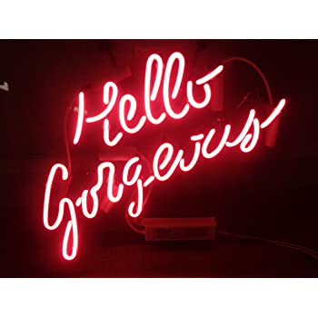 h w insx13 Live Nudes Hand Crafted Glass Tube neon Sign 17 ins Neon Sign Lights Beer Bar Sign ZHAOYANG NEON FACTORY