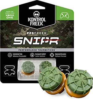KontrolFreek FPS Freek Snipr for Xbox One and Xbox Series X Controller | Performance Thumbsticks | 2 High-Rise Convex (Dom...