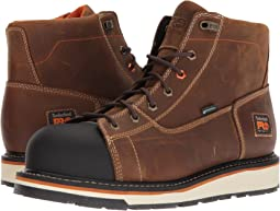 "Timberland PRO Gridworks 6"" Soft Toe Waterproof"