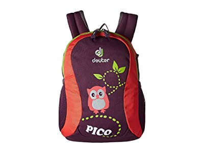 Deuter Pico (Plum/Coral) Backpack Bags