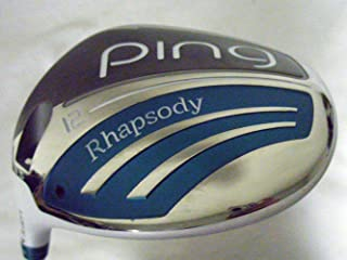 Ping Rhapsody 2015 Driver 12 (Ladies, ULT LITE, Left) LH Golf Club