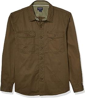 Smith's Workwear Men's Cotton Twill Wovens Shirt