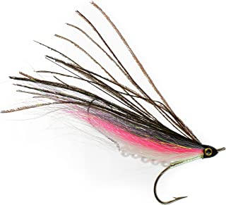 PEETZ Johny Reb 4-Inch Pro Grade McFly Fly Fishing Lure | Deceiver Streamer Bucktail Clouser Wet Freshwater Saltwater | Pike Bass Perch Walleye Salmon Trout Dorado Tarpin Bonefish