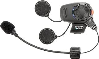Sena SMH5-01 Low-Profile Motorcycle and Scooter Bluetooth Headset / Intercom (Single)
