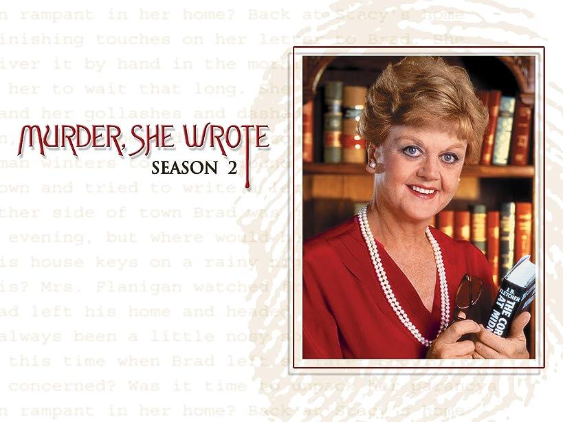 Murder, She Wrote - Season 2