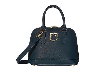 Furla Fantastica Small Dome (Ottanio) Handbags