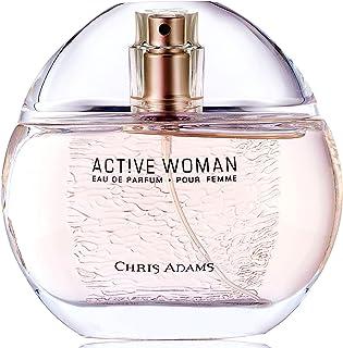 Chris Adams Active Woman Eau de Parfum for Women 15ml