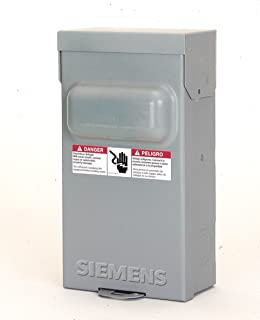 Siemens WN2060 AC Disconnect 60Amp Non-fused