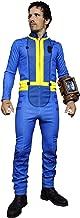 DAZCOS Premium US Size Adult Sole Survivor Nate Blue Jumpsuit Cosplay Costume