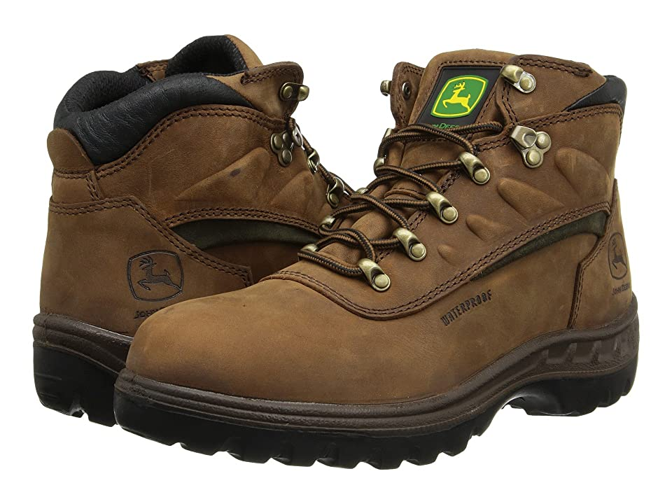 John Deere WCT Waterproof 5 Hiker (Tan Tramper Hiker) Men