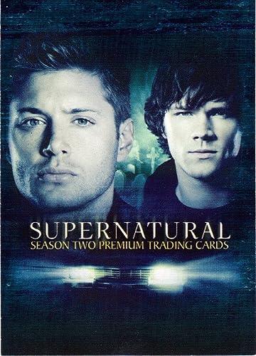 inkworks Supernatural Season 2. 90 rd Basis Set by inkworks