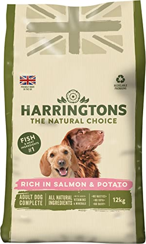Harringtons Complete Rich In Salmon and Potato 12 Kg product image