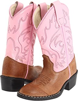 J Toe Western Boot (Toddler/Little Kid)